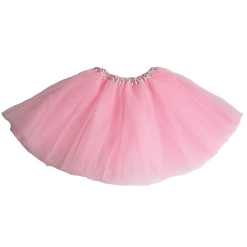 Tutu Skirt - Pink Fairies Birthday Party