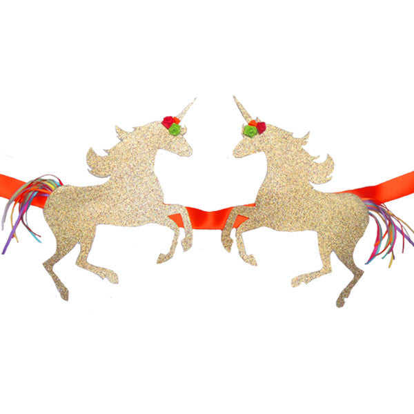 Unicorn Party Banner