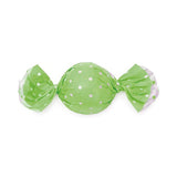 Candy Wrapping Paper (5 x 5 inches) - Green
