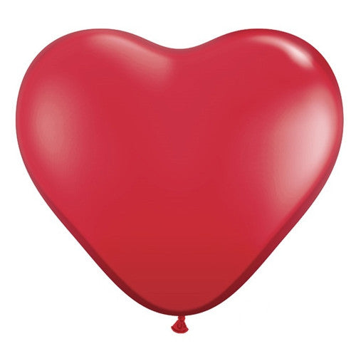 Giant Red Heart Balloon