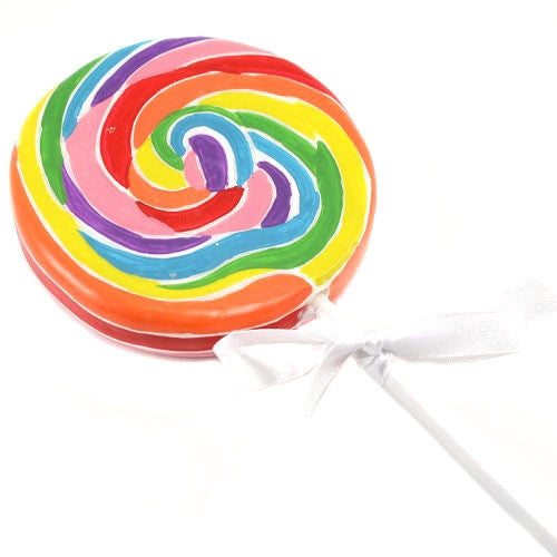 Large Lollipop Candle