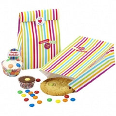 Treat Bags -Fun Striped