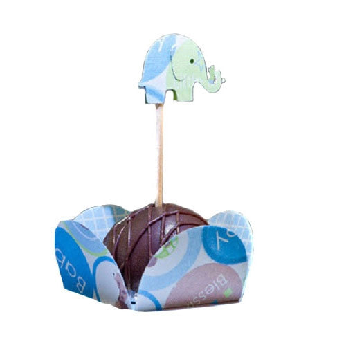 Lovely Elephant Kit - Baby Blue