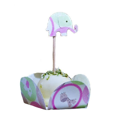 Lovely Elephant Kit - Baby Pink