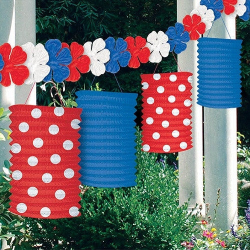 Summer Party Garland -  12 ft