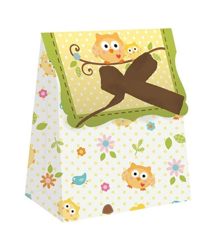 Treat Bag - Owls Owl Party