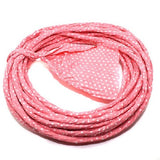 "Pink Twisted Paper Ribbon - 3"" Width - Pink Twisted Paper Ribbon - 3"" Width"