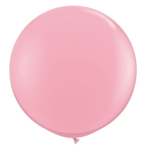 Giant Round Balloons Pink Rock'n'Roll-Girl Unicorn Party Flamingo Party Alice Tea Party Ballerina Party Donut Party Ice Cream Party