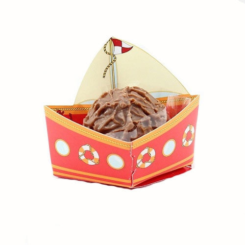 Petite Cups - Sail boat - Red (24 per Pack)