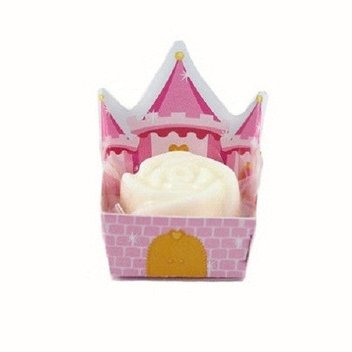 Petite Cups - Princess Castle - Baby Pink (Set of 24)