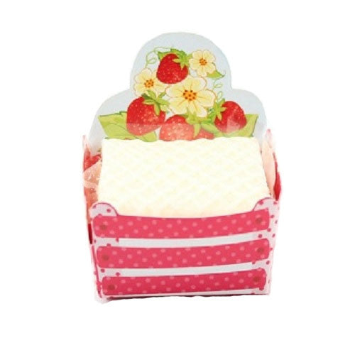 Petite Cups - Berry Baskets - Pink (24 per Pack)