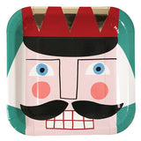 Nutcracker Party Plates - Nutcracker Party Plates