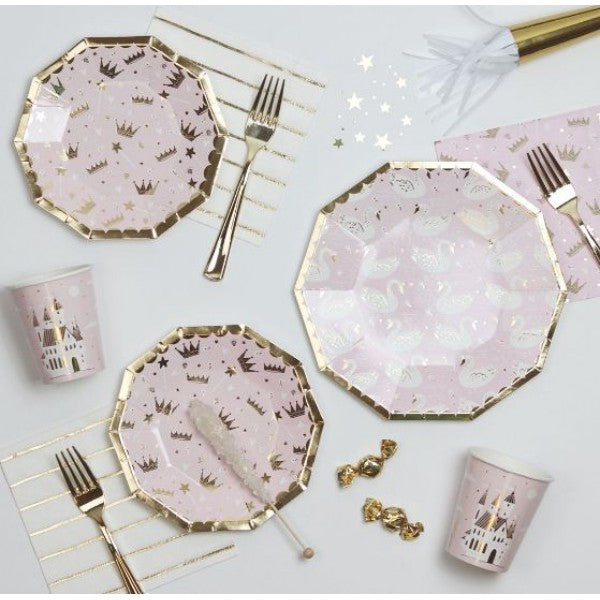 Princess Party Plates · \u2013 Via Blossom