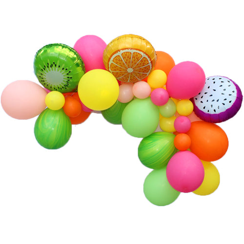 Tutti Frutti Balloon Garland kit