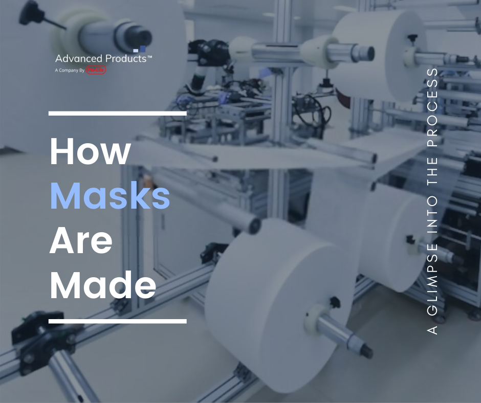 Advanced Products USA How Masks Are Made