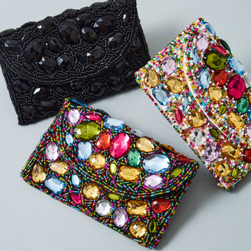 BIJOUX CARD CASE