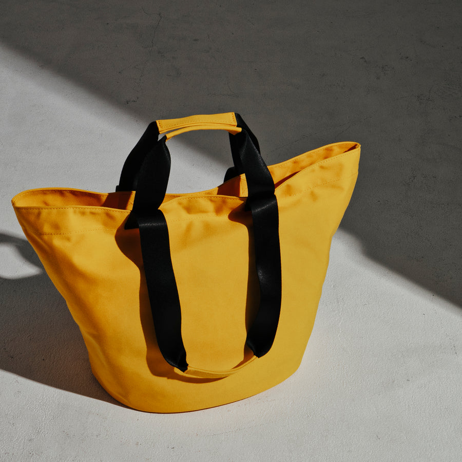 <抗菌>RECYCLED POLYESTER 2WAY TOTE