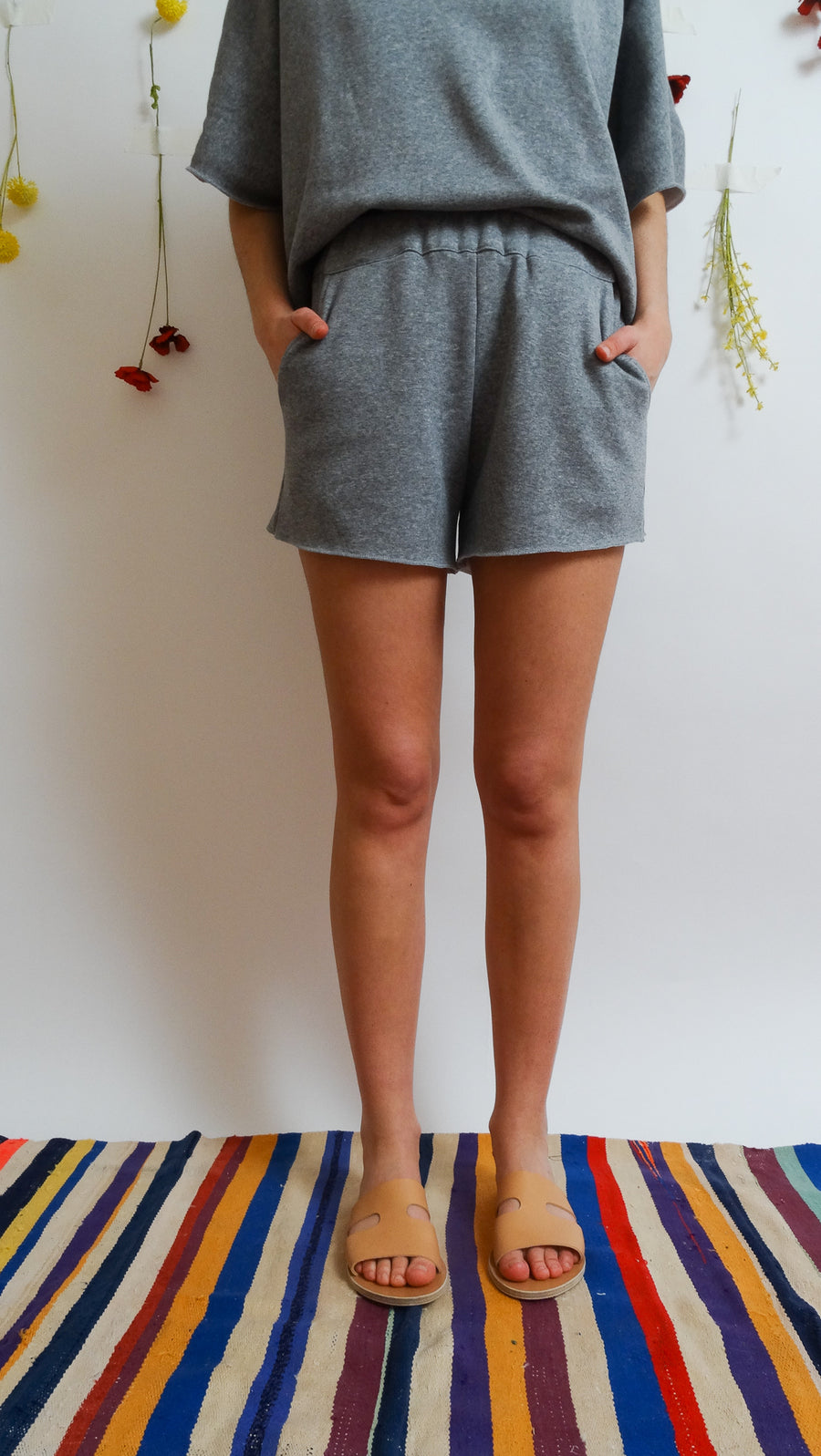 Sweater Shorts