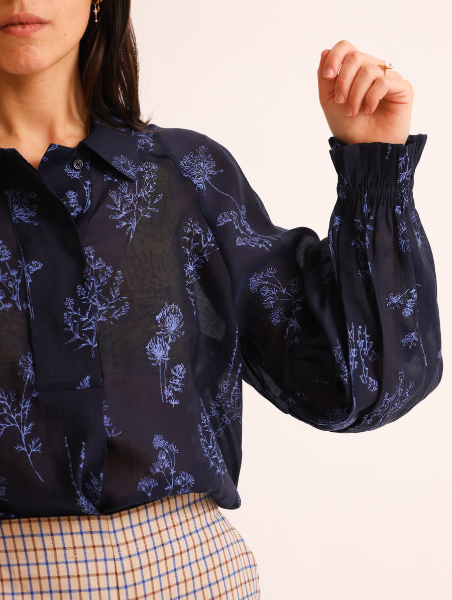 Sustainable Printed Shirt