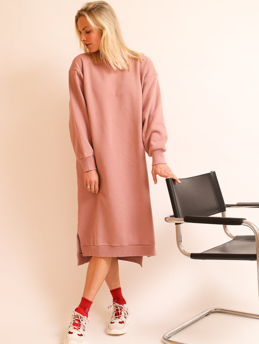 Sweater Midi Dress