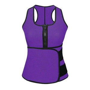 Body Shaper - Waist Trainer - Adjustable Vest
