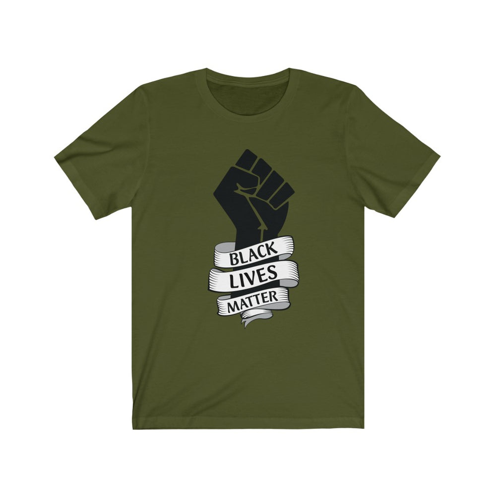 Black Lives Matter 100% Premium Cotton T-Shirt