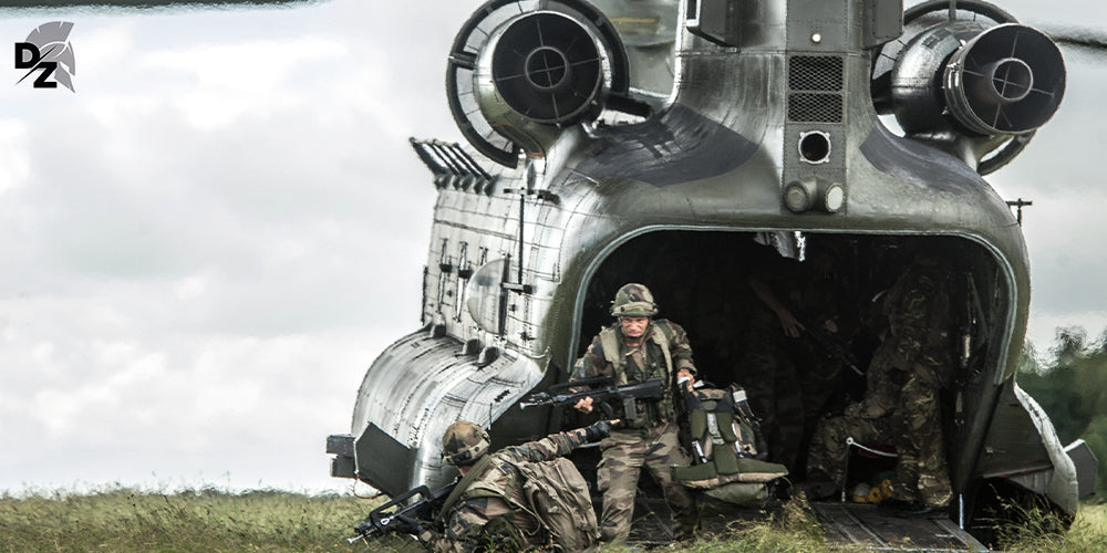 Chinook, MH47, CH47, UK, hélicoptère, manoeuvre, entraînement Hoehenfels