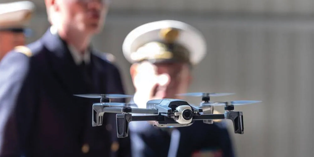 drone, formation, Marine nationale