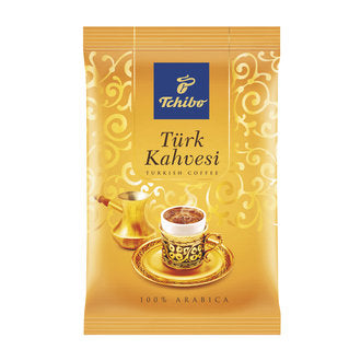 Tchibo Turkish Coffee (Türk Kahvesi) 100g