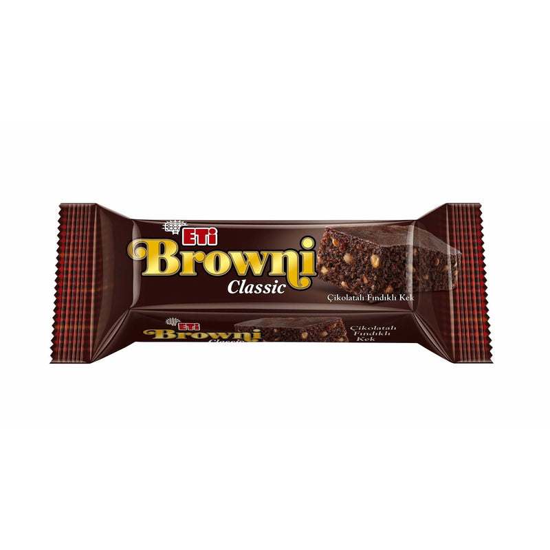 Eti Browni Chocolate Hazelnut Cake 40g