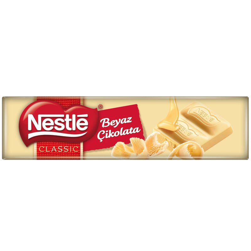 Nestle White Chocolate (Beyaz Çikolata Baton) 30g