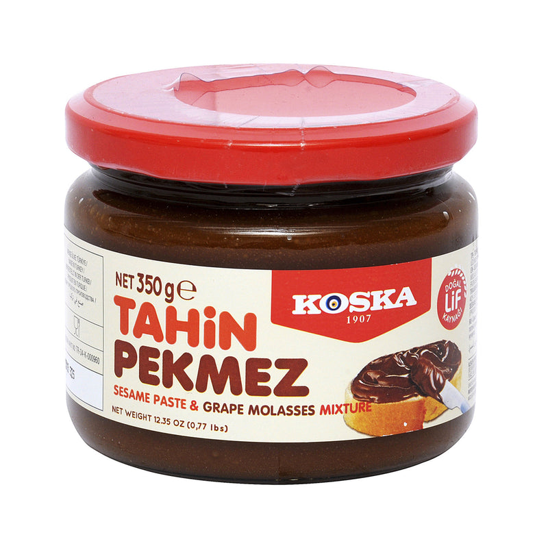Koska Tahini Grape Molasses Mix (Tahin Pekmez Karışımı) 350g