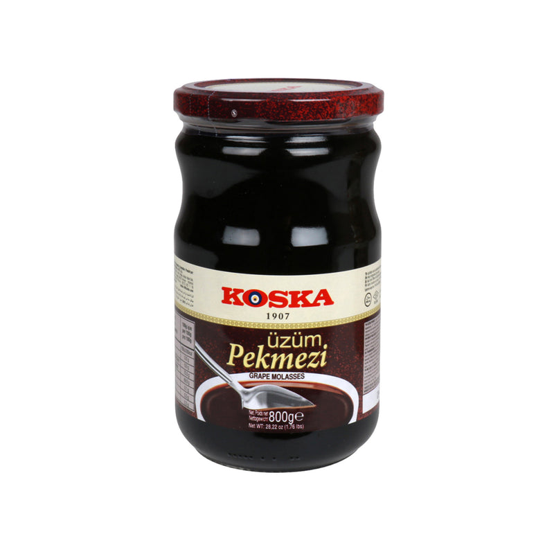 Koska Grape Molasses in Glass Jar (Pekmez Cam Kavanoz) 800g