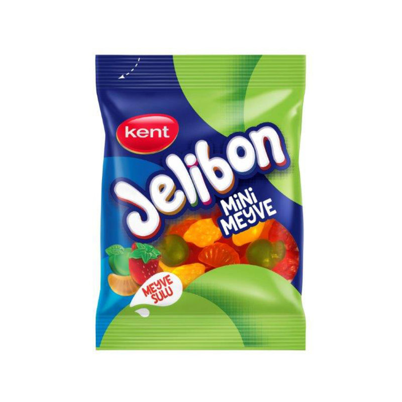 Kent Mini Fruit Gummies (Jelibon Fruty) 80g