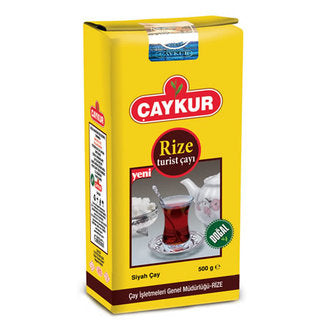 Çaykur Rize Tourist Loose-Leaf Black Tea (Turist Çay) 500g