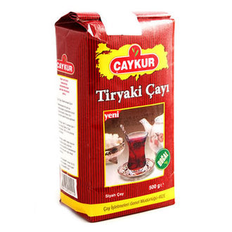Çaykur Loose-Leaf Black Tea (Tiryaki Çayı) 500g