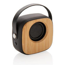 Lade das Bild in den Galerie-Viewer, Bambus 3W Wireless Fashion Speaker