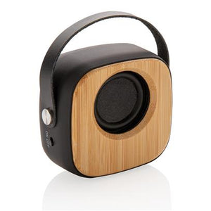 Bambus 3W Wireless Fashion Speaker