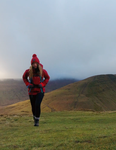 VIDEO: @GRACESADVENTURES: BRECON BEACONS PEN Y FAN HORSESHOE