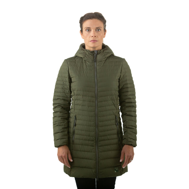 Haya Hooded Jacket