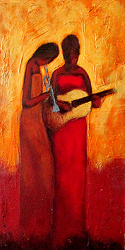 """Jazz Duo II"""