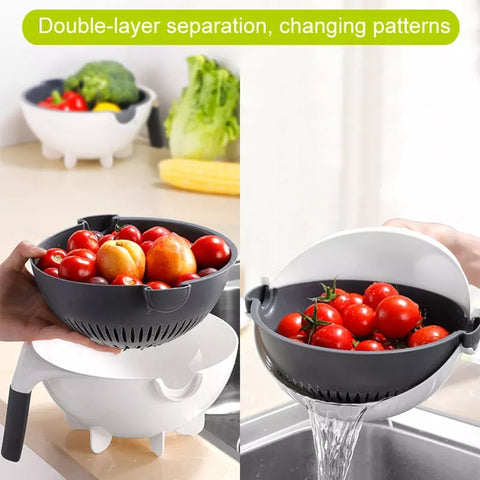 Multi-functional Magic Kitchen Veggie bowl