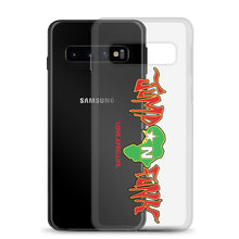 Load image into Gallery viewer, RM JUMP N FUNK RED BLACK & GREEN SAMSUNG CASE
