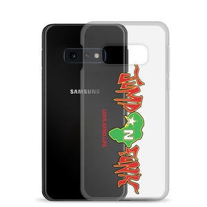RM JUMP N FUNK RED BLACK & GREEN SAMSUNG CASE