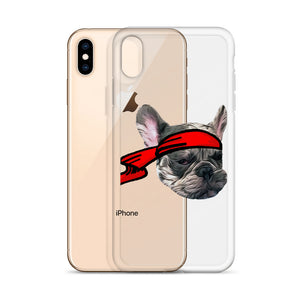 RM KING DOOKIE FUNG FU IPHONE CASE