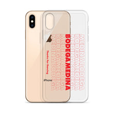 Load image into Gallery viewer, RM MEDINA BODEGA iPHONE CASE