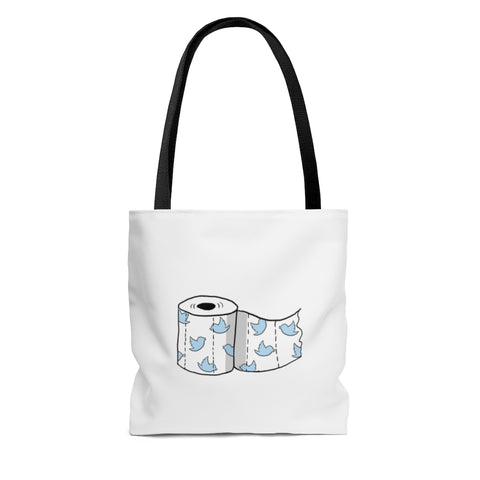 Twitter Dumps AOP Tote Bag (Style 2)