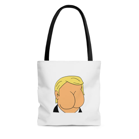 Twitter Dumps AOP Tote Bag  (Style 1)