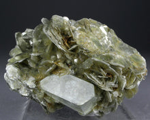Load image into Gallery viewer, Beryl var. Aquamarine from Chumar Bakhoor, Gilgit, Northern Areas, Pakistan