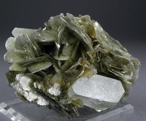 Beryl var. Aquamarine from Chumar Bakhoor, Gilgit, Northern Areas, Pakistan